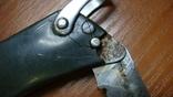 Нож охотничий з-д Монкавшири, фото №9
