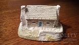 Lilliput Lane домик в Шотландии с овечками The Croft, фото №2