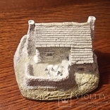 Lilliput Lane домик в Шотландии с овечками The Croft, фото №4