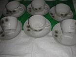 Чайный сервиз Дулево, фото №2