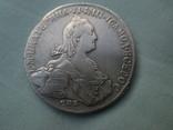 1 рубль 1775 г., фото №2