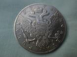 1 рубль 1775 г., фото №3