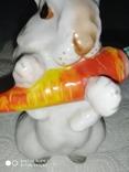 Заяц с морковкой ЛФЗ, фото №10