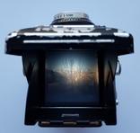 Ретро фотокамера Rocca Montanus super reflex camera. Made in Solingen- Germanny, фото №3