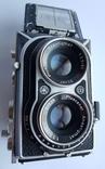 Ретро фотокамера Rocca Montanus super reflex camera. Made in Solingen- Germanny, фото №4