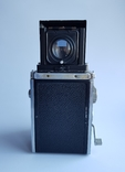 Ретро фотокамера Rocca Montanus super reflex camera. Made in Solingen- Germanny, фото №7