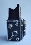 Ретро фотокамера Rocca Montanus super reflex camera. Made in Solingen- Germanny, фото №8