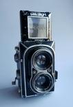 Ретро фотокамера Rocca Montanus super reflex camera. Made in Solingen- Germanny, фото №2