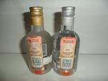 2 мини бутылочки водки по 50 мл ЦАРСКАЯ, фото №5