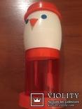 Детская игрушка миксер «Пингвин» СССР 1975 год, фото №5