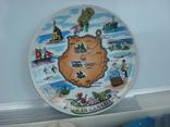 Тарелка сувенирная Гран Канария Испания (Gran Canaria), фото №4