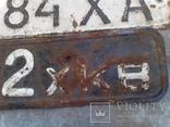 Номера авто - 4 шт., фото №7