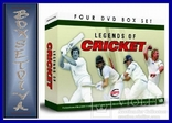 LEGENDS OF CRICKET - 4 DVD  новый запечатанный отличный подарок на НГ, фото №5