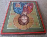 Икона Иисус Вседержитель (Пантократор). Спаситель. Иисус Христос., фото №7