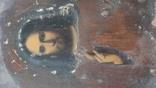 5 старинных икон одним лотом: Святой Троицы, Богородицы, Вседержитель - 3шт., фото №13