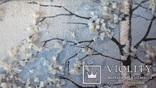 Природный пейзаж из уральских камней, самоцветы  СССР, фото №11