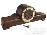 """Часы  """"Zentra"""" c четвертным боем,Германия, фото №2"""