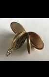 Золотые Швейцарские часы., фото №2