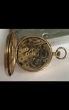 Золотые Швейцарские часы., фото №4