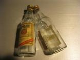 Пляшка від коньяку 100грам ссср 2шт, фото №8
