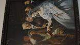 """Репродукция скандальной картины В.Пукирева """"Неравный брак"""", старинная, 61х81 см., фото №10"""