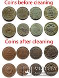 Шабер для механической расчистки монет 0,8-1,8мм (4 шт.), фото №7