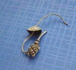 Середньовікова сережка, фото №2