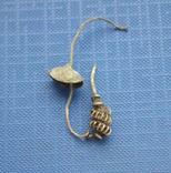 Середньовікова сережка, фото №5