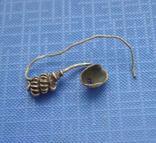 Середньовікова сережка, фото №7