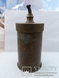 Лампа-коптилка из гильзы, фото №2