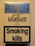 Сигареты GOLDEN GATE BLUE фото 1