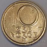 Норвегія 10 ере, 1985
