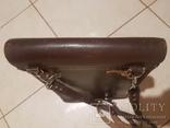 Планшет кожаный, сумка полевая Potsdam, фото №5