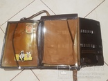 Планшет кожаный, сумка полевая Potsdam, фото №9
