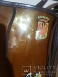 Планшет кожаный, сумка полевая Potsdam, фото №11
