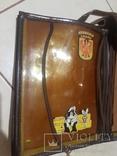 Планшет кожаный, сумка полевая Potsdam, фото №12