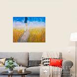 Пейзаж, масло холст 55х70 И Безроднов, фото №4