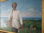 """""""Геродот""""  х.м. 60х80 см. В.Г. Людвик(1932-2007), фото №9"""