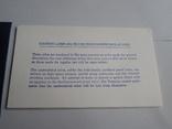 1 Доллар 1972г  в запайке с жетоном, в конверте, фото №10