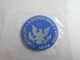 1 Доллар 1973г  в запайке с жетоном, в конверте, фото №8