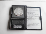 1 доллар 1923г США, фото №7