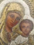 Пара Христос та Матір Божа (глина) 10.5х8.3х7, фото №2