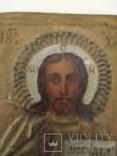 Пара Христос та Матір Божа (глина) 10.5х8.3х7, фото №3