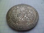 Талер 1670 год копия, фото №5