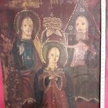 "Икона""Пресвятая троица"", фото №3"