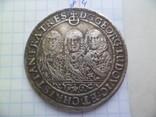 Талер 1652 год копия, фото №2