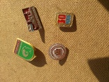 4шт. значки СССР, фото №3