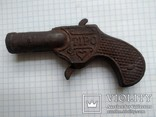 Пістолет старовинний Польща на корки хлопушки, фото №3