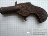Пістолет старовинний Польща на корки хлопушки, фото №5