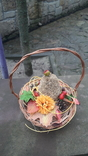 Композиція їжачок і осінь., фото №2